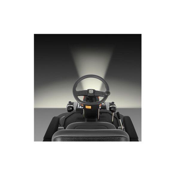 Páros LED fényszórók a javított látási viszonyokért.