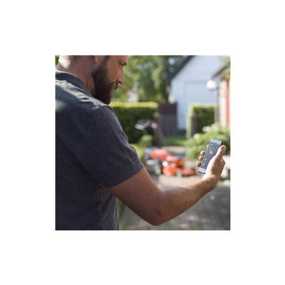 Husqvarna Connect alkalmazás