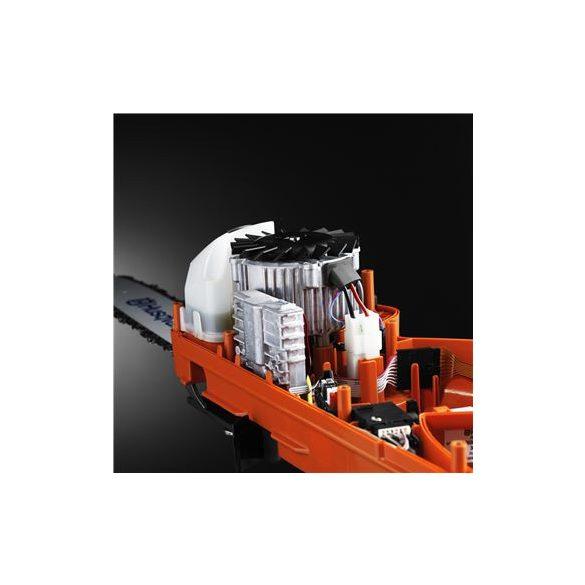 Hatékony, szénkefe nélküli motor