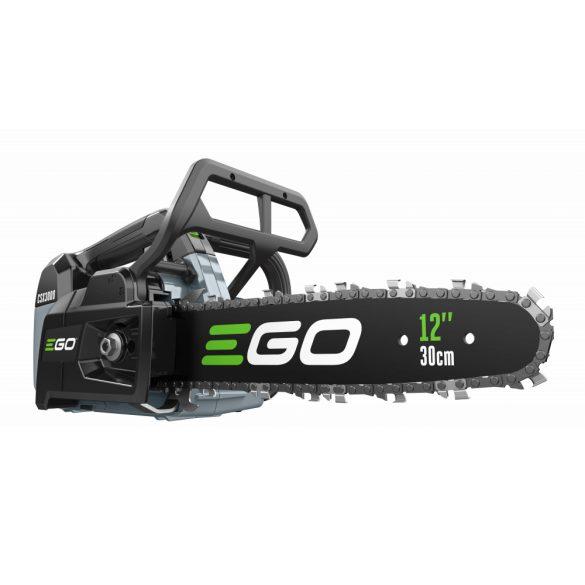EGO CSX3000 láncfűrész egykezes 30 cm-es láncvezetővel (csak gép)