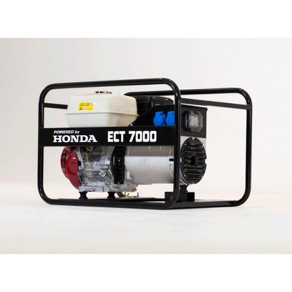 ECT 7000 - MPI 7000 áramfejlesztő