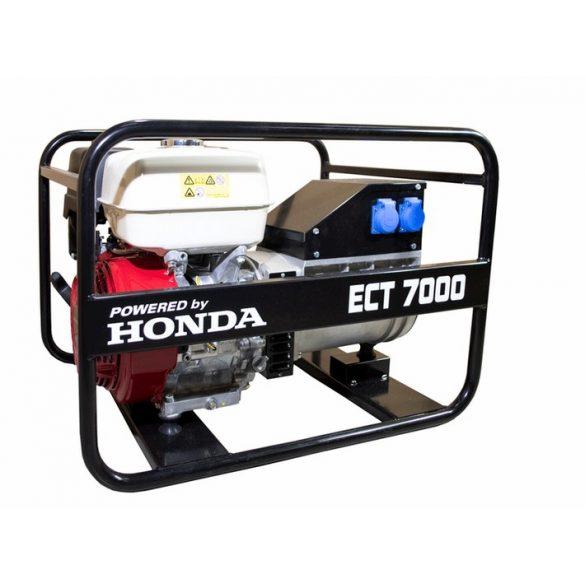 ECT 7000 áramfejlesztő