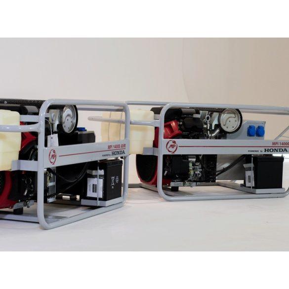MPI 14000 áramfejlesztő