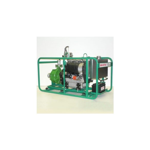 SAN-96/700 L centrifugál, nagynyomású szivattyú