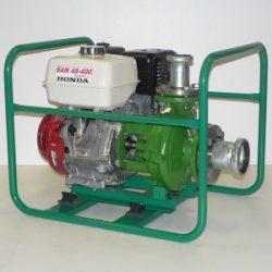 SAN 48-400 H centrifugál, nagynyomású szivattyú