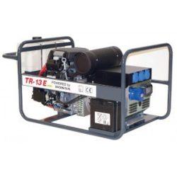TR-13E AVR áramfejlesztő + MPG 13 ELEKTR.FŰNYÍRÓ
