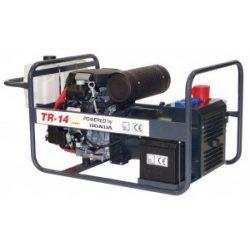 TR-14 AVR áramfejlesztő (háromfázisú) +  MPG 13 ELEKTR. FŰNYÍRÓ