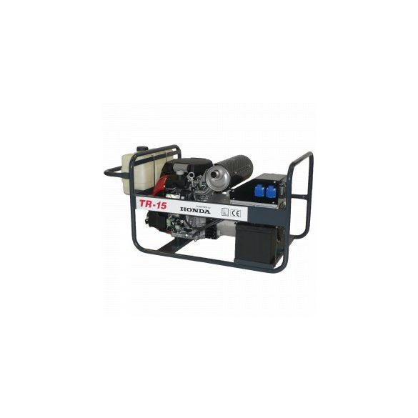 TR-15 áramfejlesztő GX-690 motorral (háromfázisú)