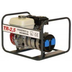 TR-2,5 áramfejlesztő + HECHT 1372 ELEKTR. CSISZOLÓ