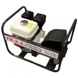 TR-2,5 AVR áramfejlesztő +  HECHT 1372 ELEKTR. CSISZOLÓ