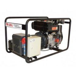 TR-20 L dízelmotoros áramfejlesztő