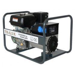 TR-6,5 K áramfejlesztő (három fázisú)
