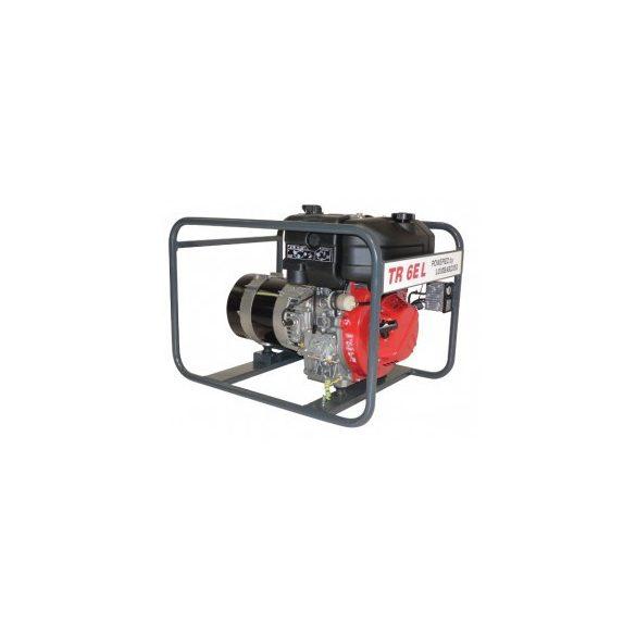 TR-6E L dízelmotoros áramfejlesztő